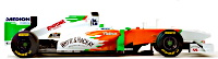 ForceIndia 2011