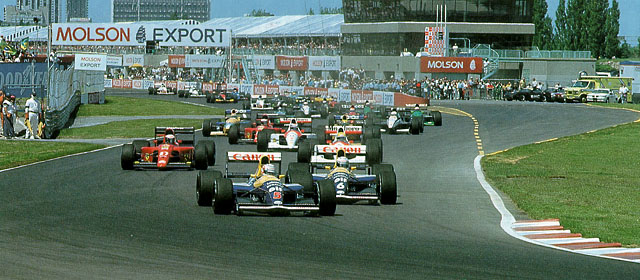 Canadian GP 1991