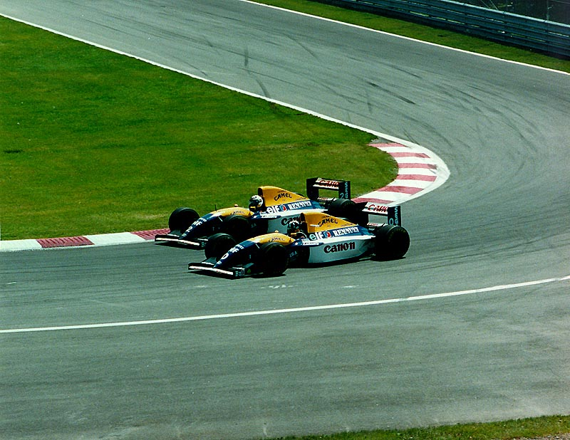 Canadian GP 1993