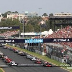 Aussie GP Stays at Melbourne's Albert Park