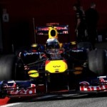 Vettel and Red Bull Fastest In Catalunya Testing