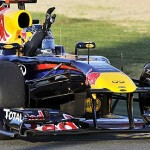Red Bull's Vettel Rolls to Victory in Australia