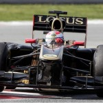 Lotus Renault versus Team Lotus