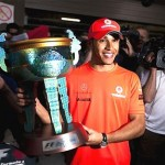 "Coulthard Lauds Hamilton's ""Compelling"" Drive In China"