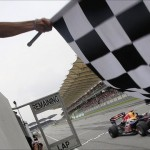 Vettel Dominates Again In Malaysian GP