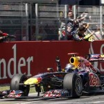 Vettel Controls Race in Spain to Win Fourth GP in Five