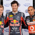 Webber Captures German GP Pole