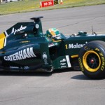 Team Lotus Adopts Caterham Livery