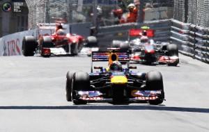 Vettel—Monaco 2011