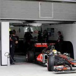 Hamilton Claims McLaren's First Pole of 2011