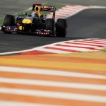 Vettel Adds Indian Pole Position