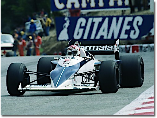 Piquet—Paul Ricard 1983