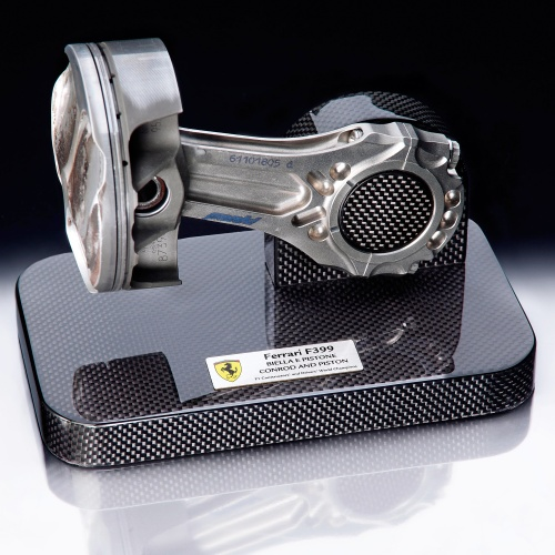 Ferrari piston