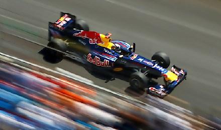 Vettel—Monaco 2010
