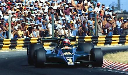 Andretti—Argentina 1979