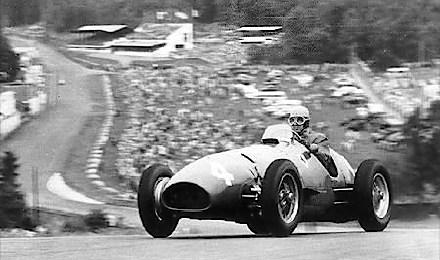 Ascari—Spa 1952