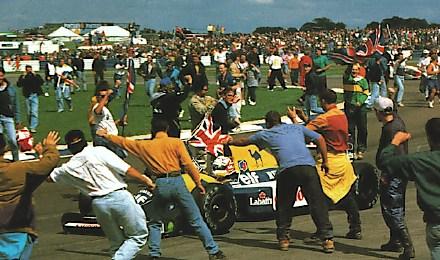 Silverstone 1992