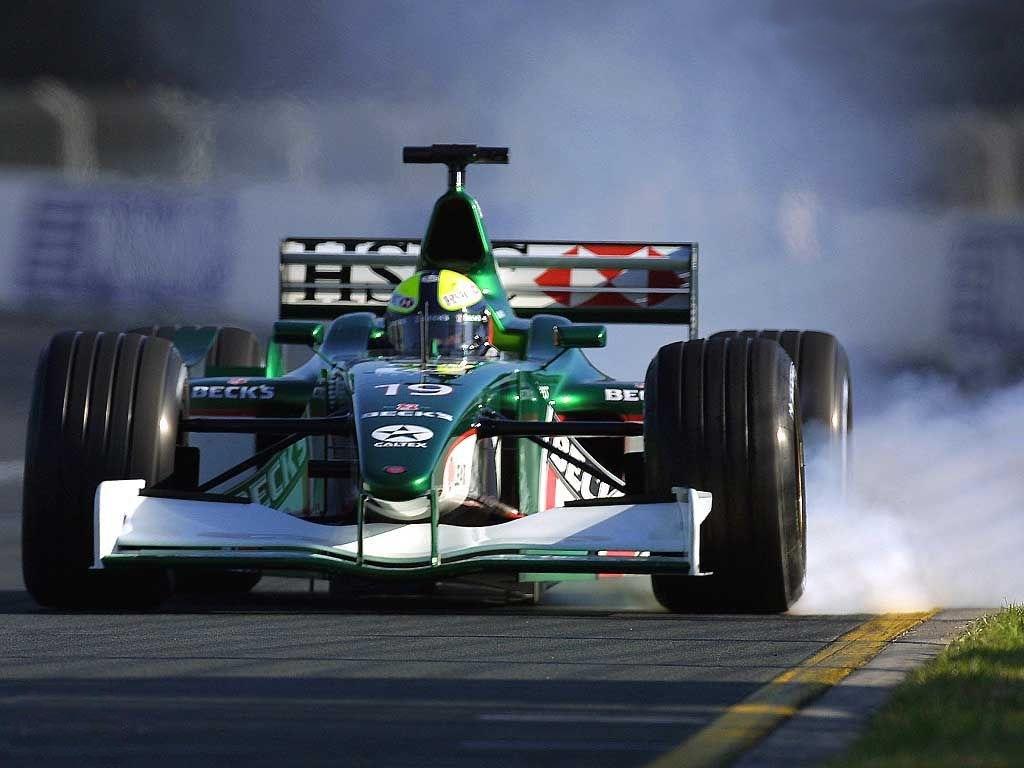 Jaguar, equipe histórica da Formula 1 de 2001 - by f1-grandprix.com