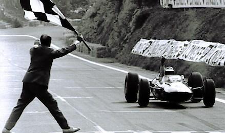 Clark—France 1965