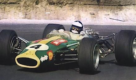 Clark—Kyalami 1968