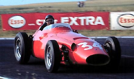 Fangio—France 1958