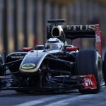Kimi Marks Return to F1 With Lotus Test