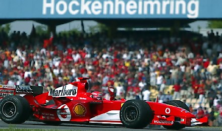 Schumacher—Germany 2004
