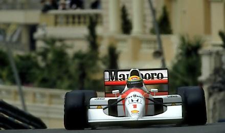 Senna—Monaco 1992