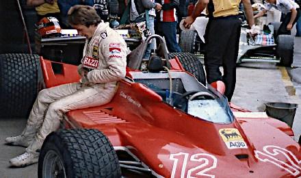 Villeneuve—Imola 1979