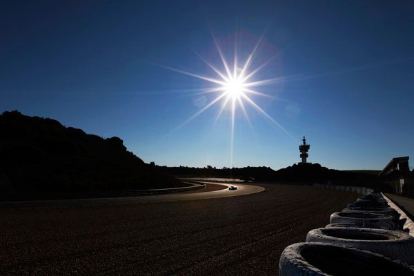 Jerez 2012 Testing (copyright LAT Photoghraphic)