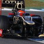 Lotus Tops the Time Sheets