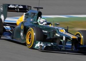 Raikkonen—2012 testing