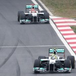 Nico Rosberg Cruises to Maiden F1 Win in China