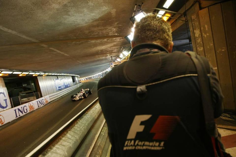 Monaco tunnel