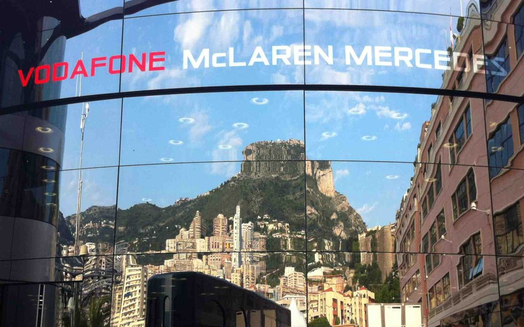 Monaco 2012 reflection