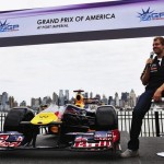 Seb & The New York Skyline