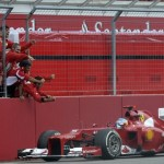 Alonso Cruises to German GP Victory