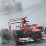 The Rain On Spaniard
