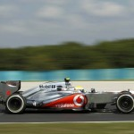 Hamilton Dominates Hungarian GP Qualifying