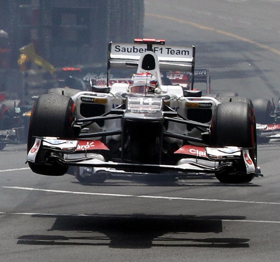 Kobayashi—Monaco 2012