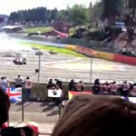 Spa's First-Lap Video