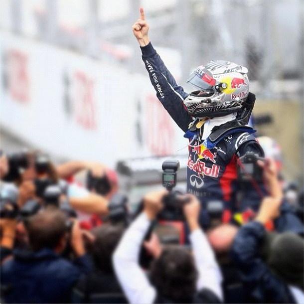 Vettel—Interlagos 2012