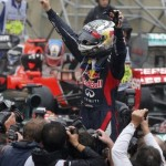 Sebastian Vettel Captures Third-Straight F1 Title