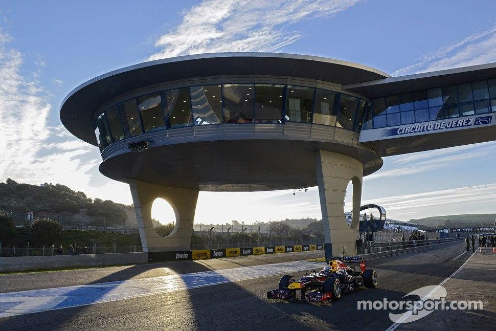 Jerez 2013—Vettel
