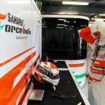 Sutil Getting Ready