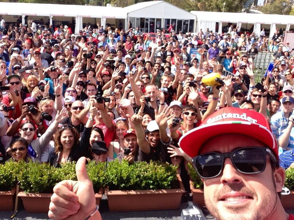 Alonso—Australia 2013