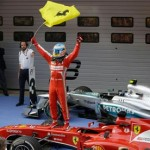 Alonso's Perfect Sunday In Shanghai