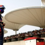 Webber Penalized for Chinese GP Shunt