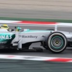 Rosberg Takes Pole In Spain