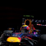 Webber Emerges From Monaco Shadows